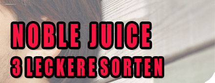 Noble Juice Liquid Helden