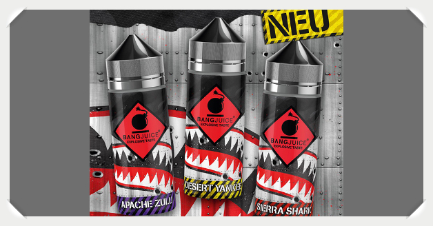 Bang Juice Division Aroma Liquid Helden