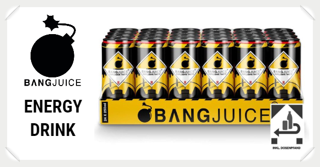 Bang Juice Energy Drink Liquid Helden