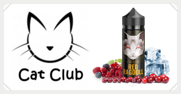 Cat Club Red Ragdoll Aroma Liquid Helden
