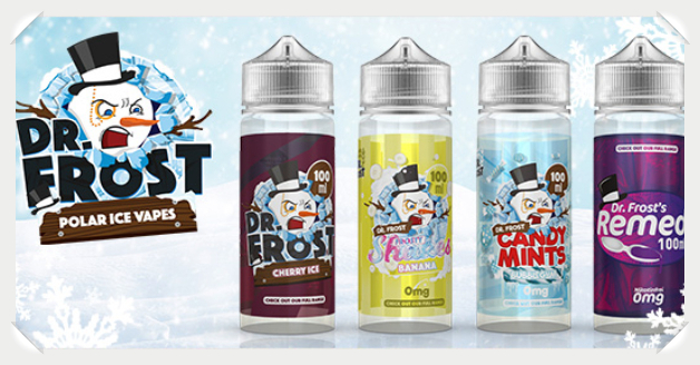 Dr. Frost Liquid Helden