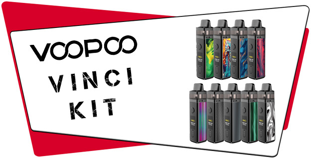 Voopoo Vinci Kit Liquid Helden