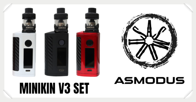 AsMODus Minikin V3 Set Liquid Helden