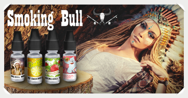 Smoking Bull Liquid Helden
