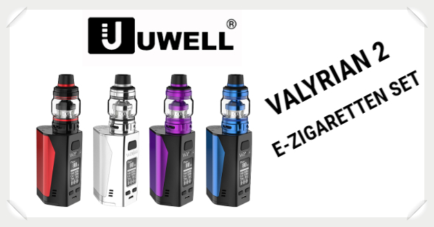 Uwell Valyrian 2 Kit Liquid Helden