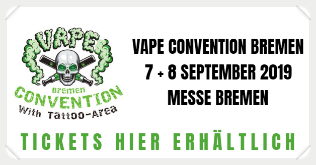 Vape Convention Tickets