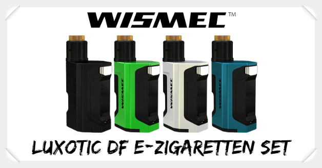 Wismec Luxotic DF Set Liquid Helden