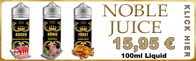 Noble Juice Premium Liquid Liquid Helden